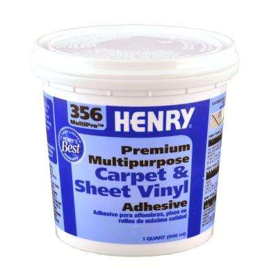 356 1 Qt. Multi-Purpose Flooring Adhesive