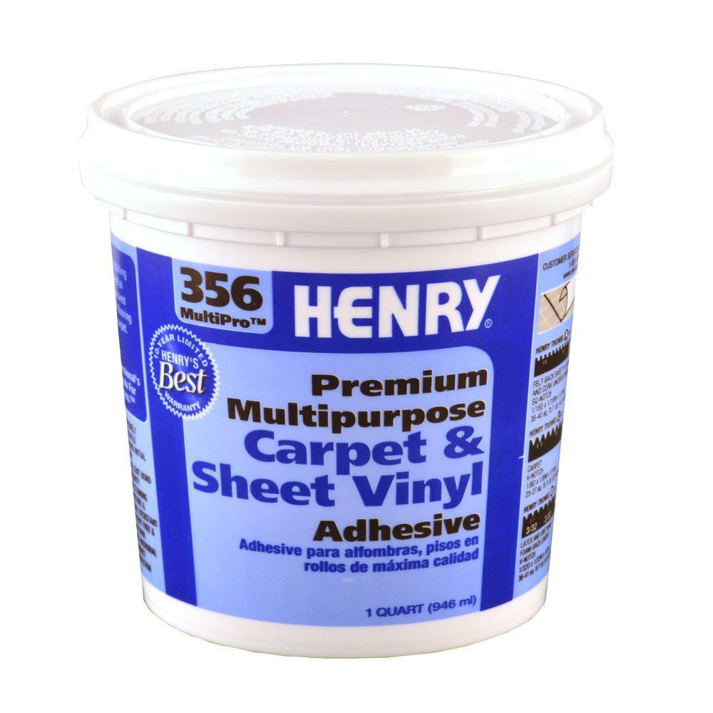 356 1 Qt. Multi-Purpose Flooring Adhesive