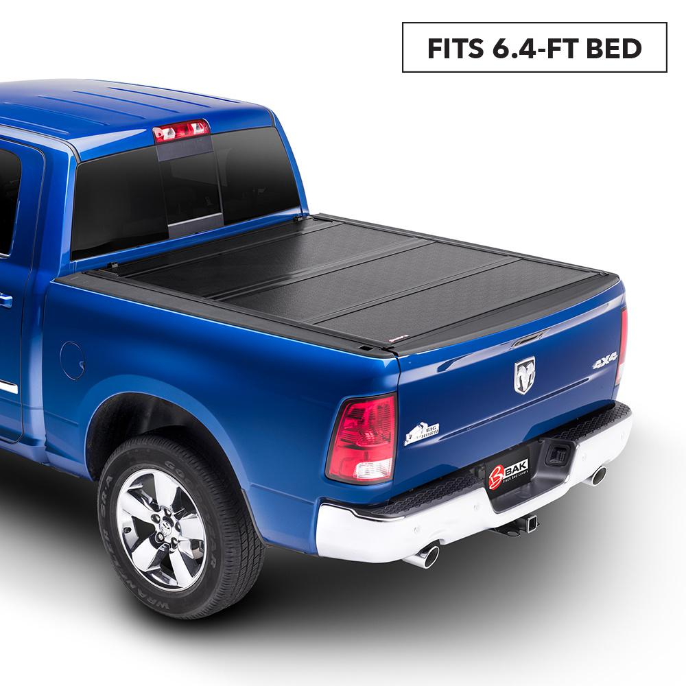 Bak Industries G2 Tonneau Cover For 19 New Body Style Ram 1500 6 Ft 4 In Bed Without Rambox 226223 The Home Depot