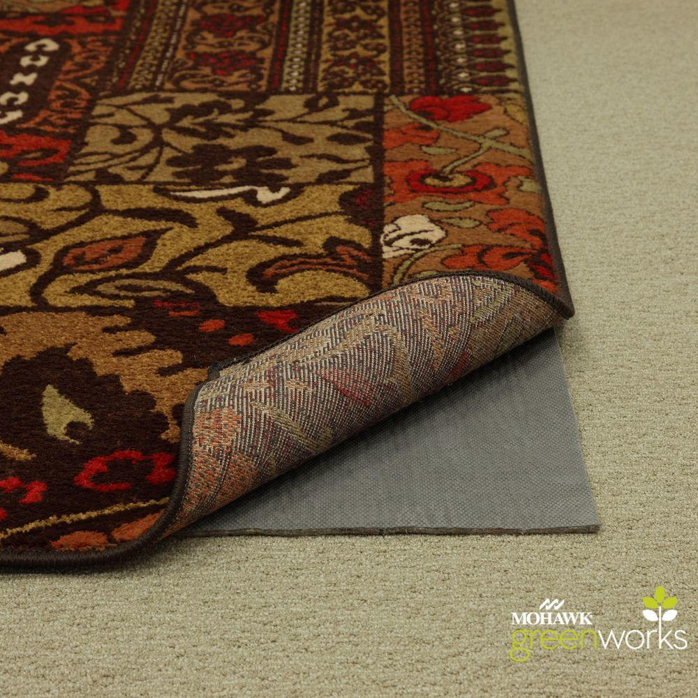Mohawk Home 7 ft. 8 in. x 10 ft. 4 in. Supreme Dual Surface Felted Rug Pad