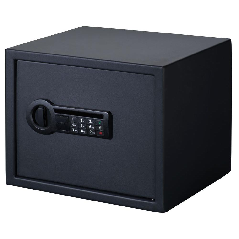Stack-On 0.032 cu. ft. Steel Personal Safe with Electroni...