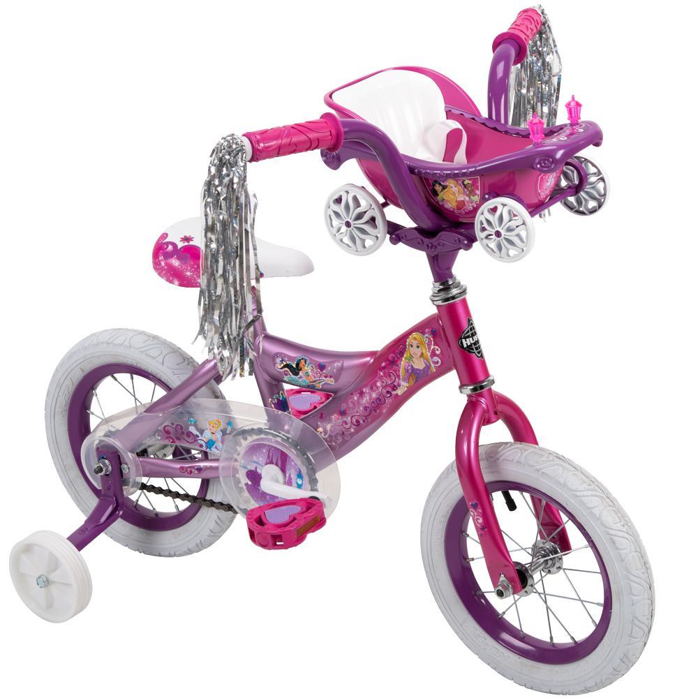 346f217811a Huffy 16 in. Girls Disney Princess Bike-21979 - The Home Depot
