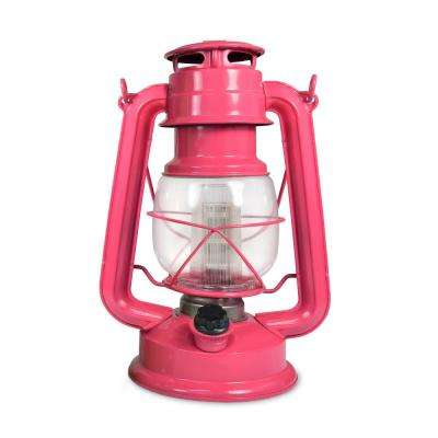 Vintage Tropical Collection Pink Flamingo Battery Operated 12 LED Lantern (12-Pack)