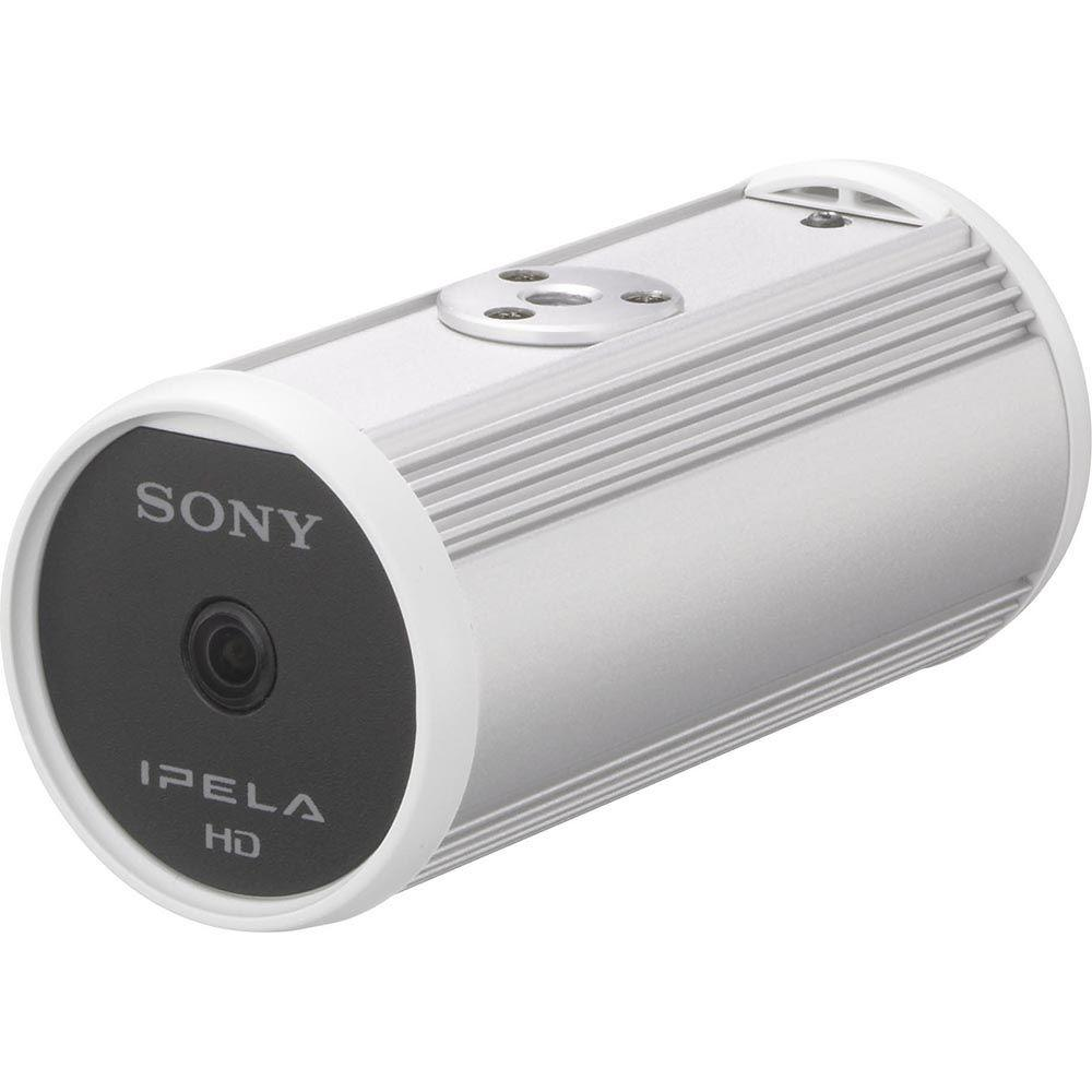 SONY Wired 720p Indoor/Outdoor CMOS Fixed Surveillance Camera