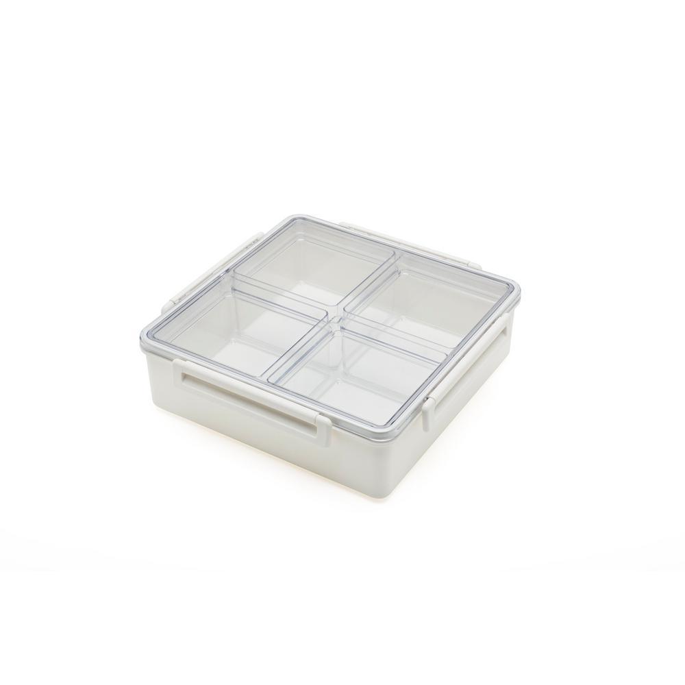 Plastic Modular Serving Tray