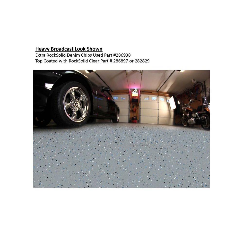 Rust-Oleum RockSolid 76 oz  Gray Polycuramine 1 Car Garage Floor Kit
