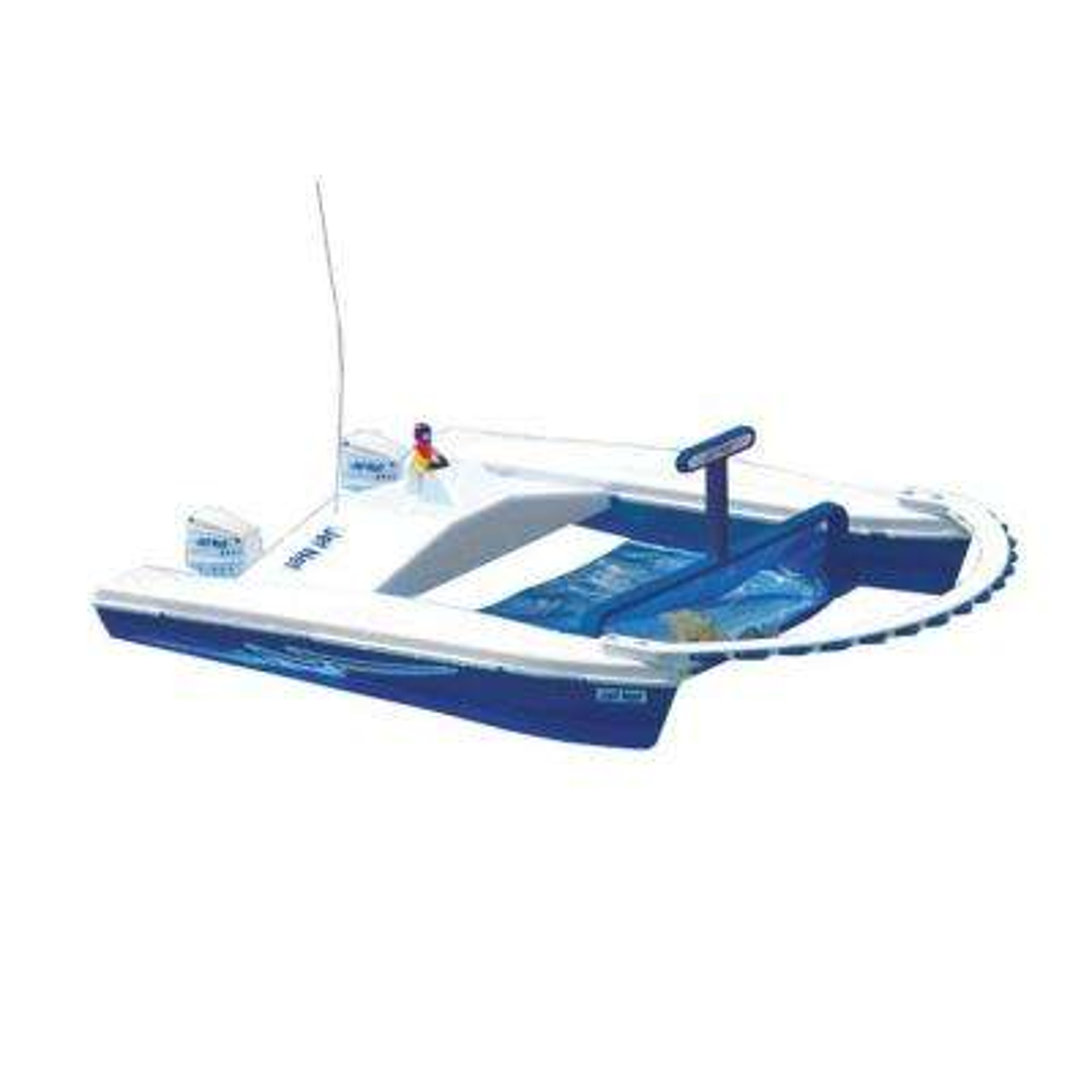 Jet Net Boat Remote Control Pool Skimmer