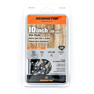 S40 10 in. Chainsaw Chain
