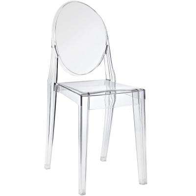Casper Clear Dining Side Chair