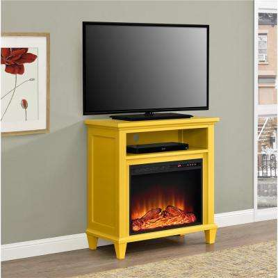 Ellington  Yellow Entertainment Center