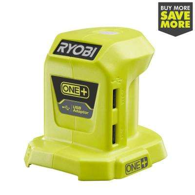 18-Volt ONE+ Lithium-Ion Portable Power Source
