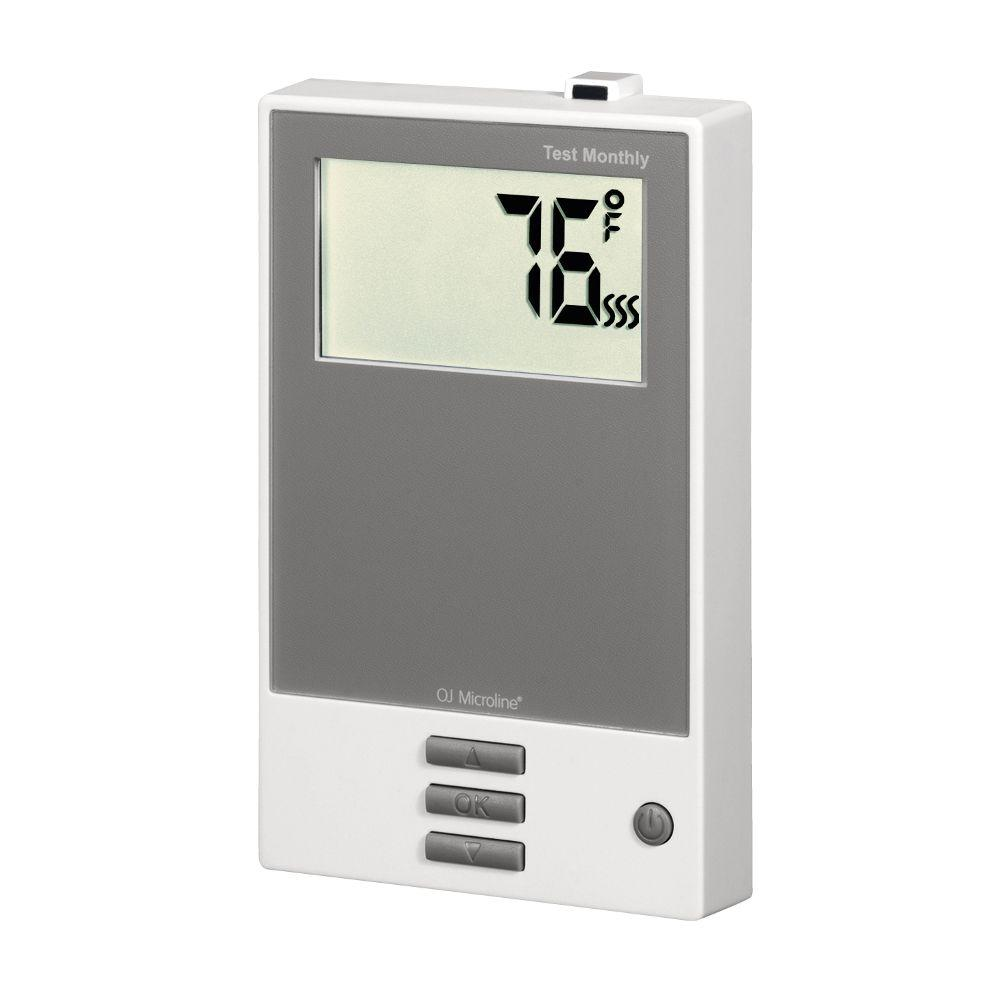 ThermoSoft Manual Digital Floor Heating Thermostat with Floor Sensor for Floor Heating Systems