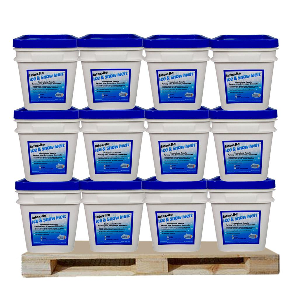 30 lb. Pail Ice and Snow Melt (60 Pails per Pallet)