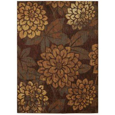 Aristo Latte 5 ft. 3 in. x 7 ft. 5 in. Area Rug