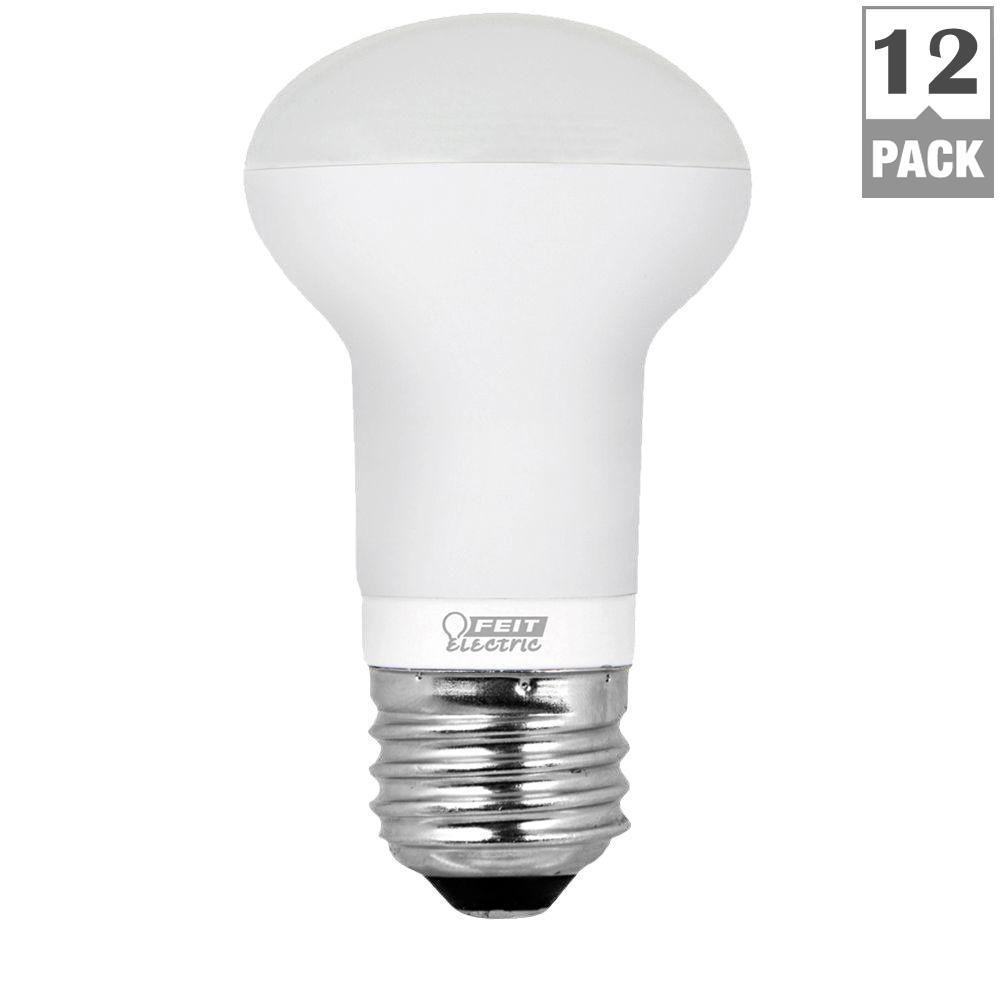 Feit Electric 40w Equivalent Soft White 2700k T10: Feit Electric 40W Equivalent Soft White (2700K) R16