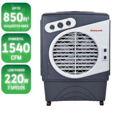 1540 CFM 3-Speed Portable Evaporative Cooler for 850 sq. ft.