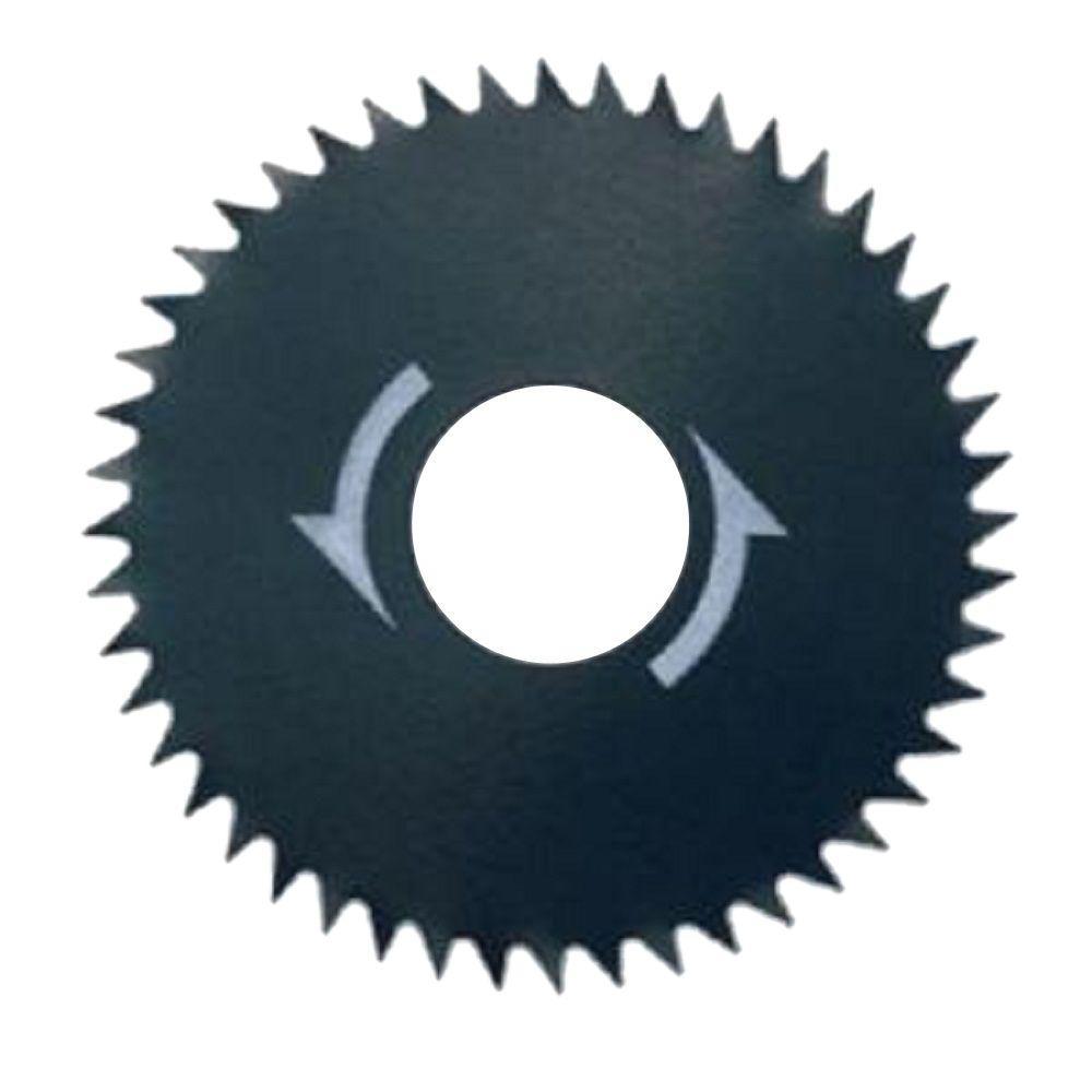 Dremel 1-1/4 in  with 48 Cutting Teeth Mini-Saw Blade for Wood-546