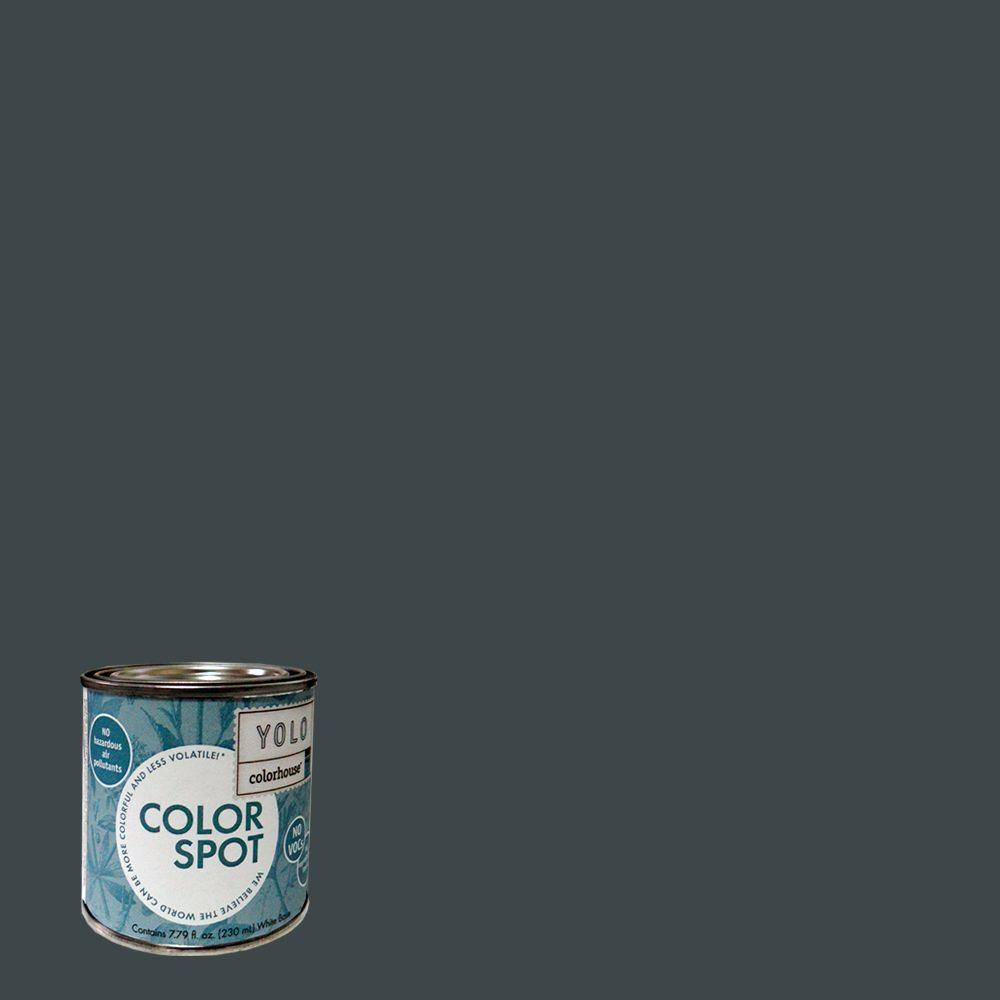 YOLO Colorhouse 8 oz. Metal .06 ColorSpot Eggshell Interior Paint Sample-DISCONTINUED
