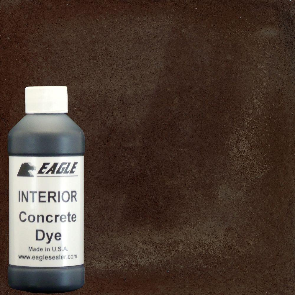 Cola Interior Concrete Dye Stain Makes With Water From 8 Oz.