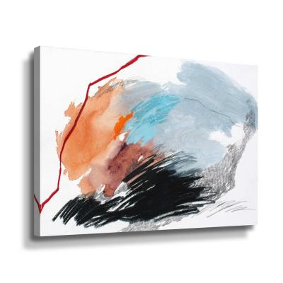 'Remote Island no. 1' by  Ying guo Canvas Wall Art