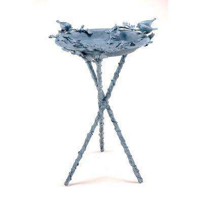 Lovebirds Birdbath