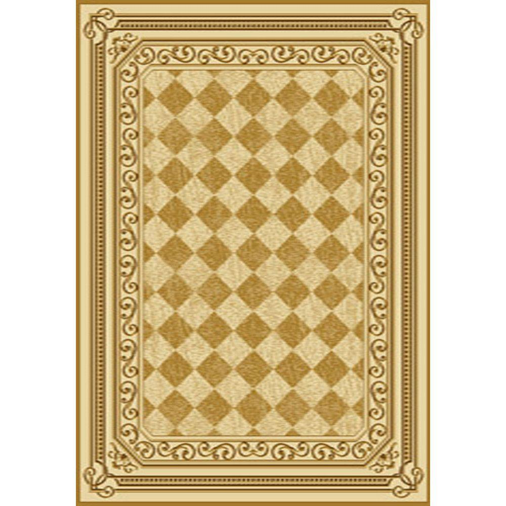 Home Dynamix Bazaar Roy HD0923-Ivory 7 ft. 10 in. x 10 ft. 1 in. Area Rug-DISCONTINUED