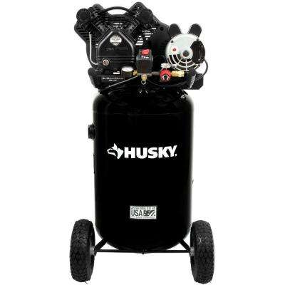 30 Gal. 155 PSI Ultra-Quiet Portable Electric Air Compressor