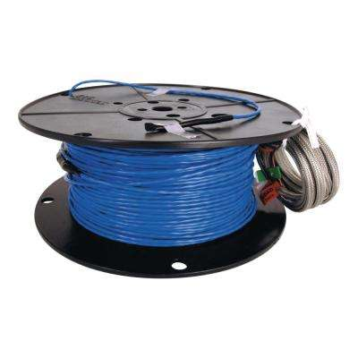 WarmWire 80 sq. ft. 240-Volt Radiant Heating Wire