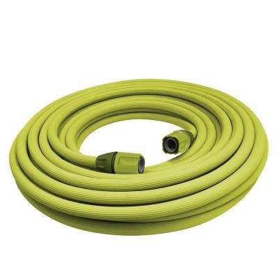 100 ft. 5 lbs. Kink-Free, Twist-Free Garden Hose with Quick Connectors