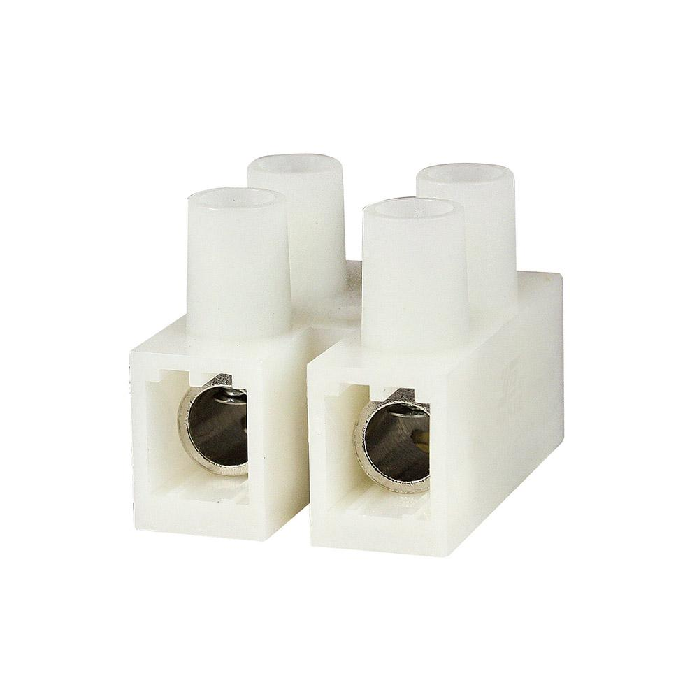 Automation Systems Interconnect Euro Style Terminal Block 65 Amp 2 Position