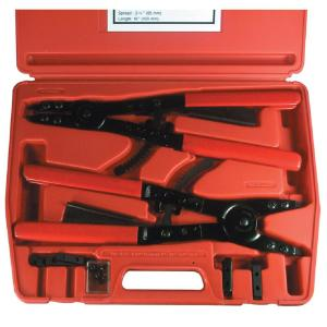 Astro Pneumatic Snap Ring Plier Set by Astro Pneumatic