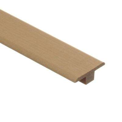 Maple Natural/Pristine Maple Natural 3/8 in. T x 1-3/4 in. W x 80 in. L Wood T-Molding
