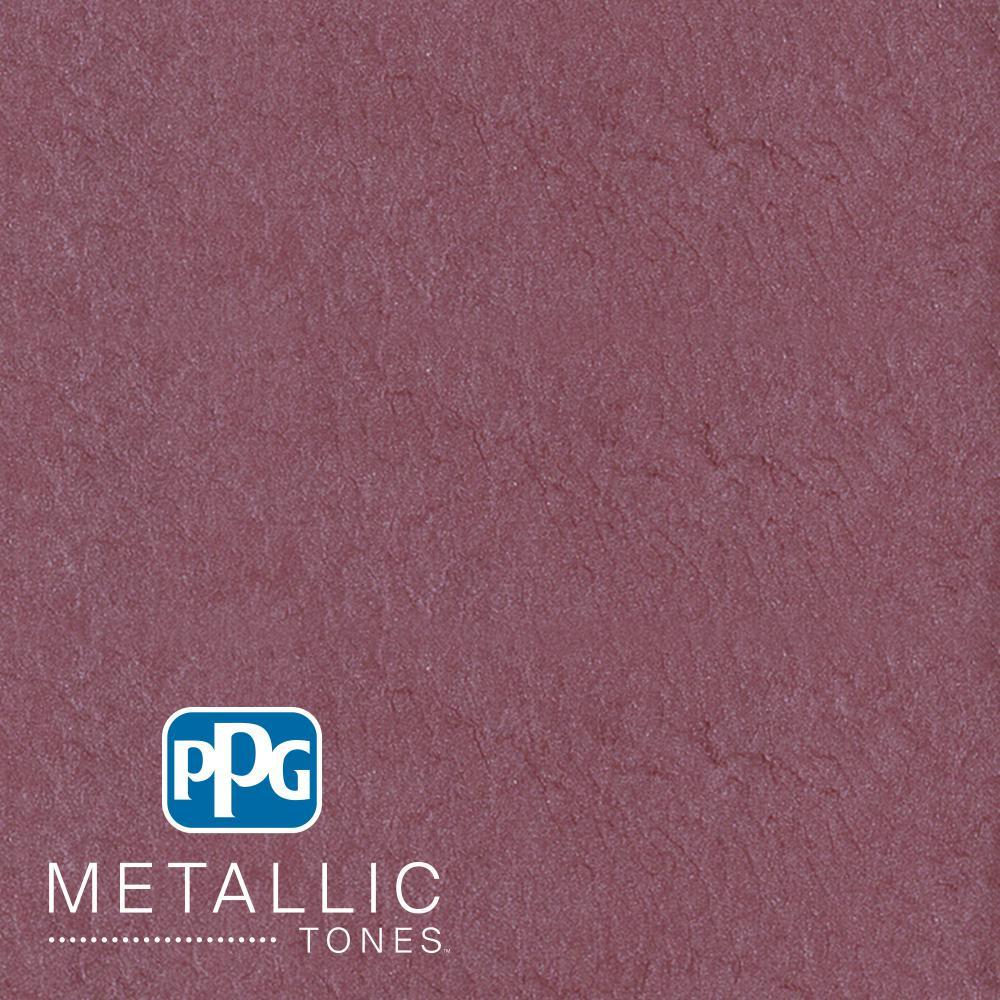 1 qt.#MTL118 Pink Smolder Metallic Interior Specialty Finish Paint