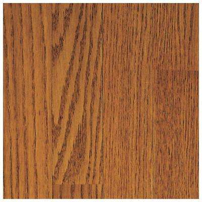 Wilston Golden Oak Hardwood Flooring - 5 in. x 7 in. Take Home Sample