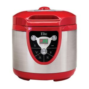Elite 6 Qt. Pressure Cooker by Elite