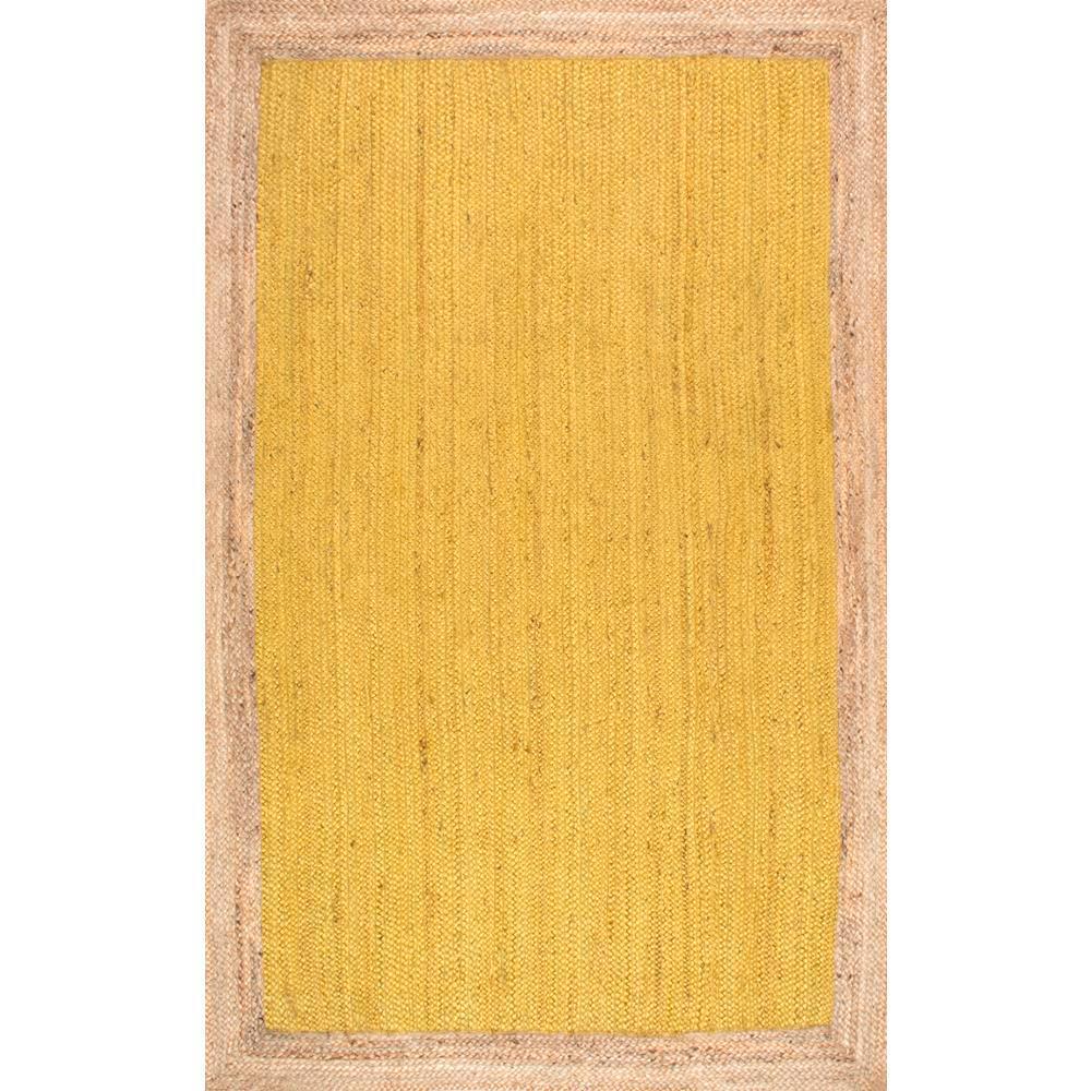Eleonora Yellow 5 ft. x 8 ft. Area Rug