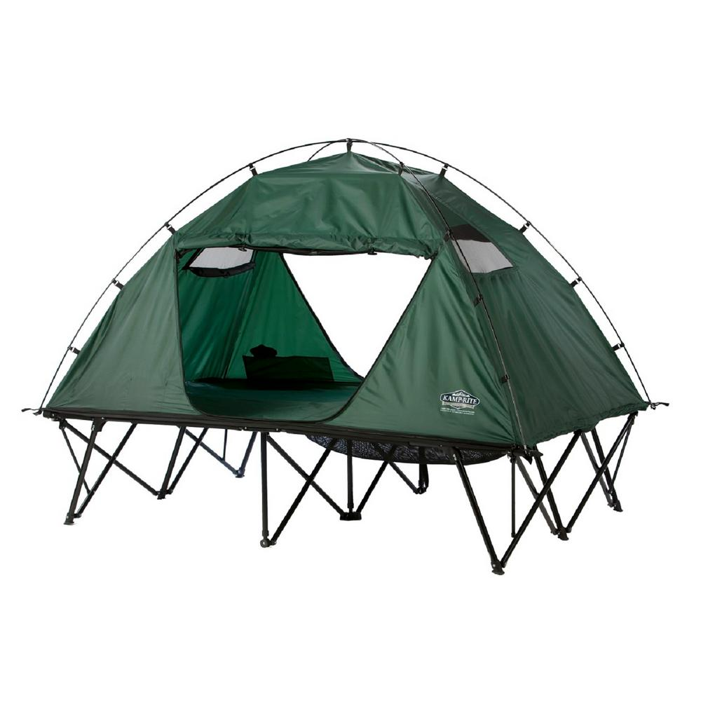2-Person Off The Ground CTC Double  sc 1 st  Home Depot & Coleman Hooligan 2-Person 8 foot x 6 foot Backpacking Tent ...