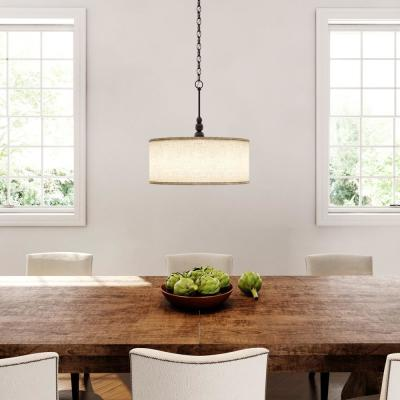 Margot 3-Light Oil-Rubbed Bronze Pendant