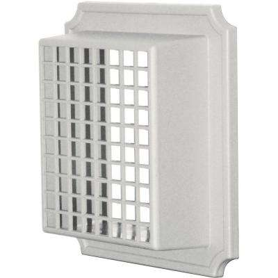Exhaust Vent Small Animal Guard #030-Paintable