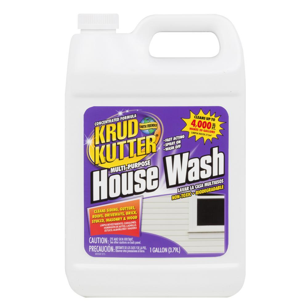1 gal. House Wash