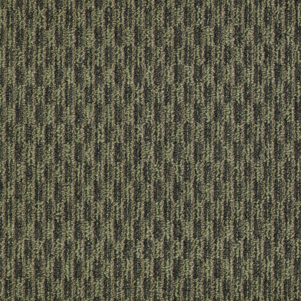 TrafficMASTER Morro Bay - Color Forest Mist 12 ft. Carpet