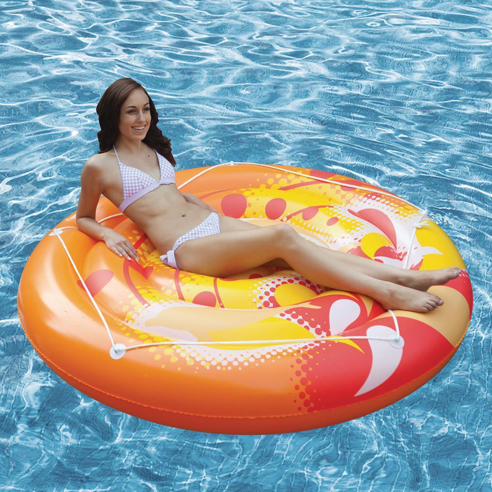 Calypso Island Swimming Pool Float