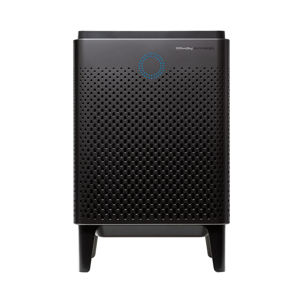 Coway AIRMEGA 400 (Graphite) The Smarter Air Purifier (Covers 1560 sq. ft.)