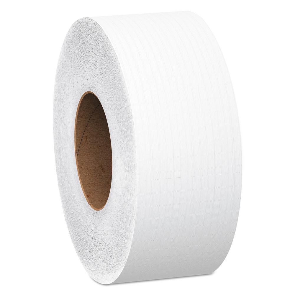 Cottonelle White 2-Ply Jr. Jumbo Bathroom Tissue (12-Rolls) ShopFest Money Saver