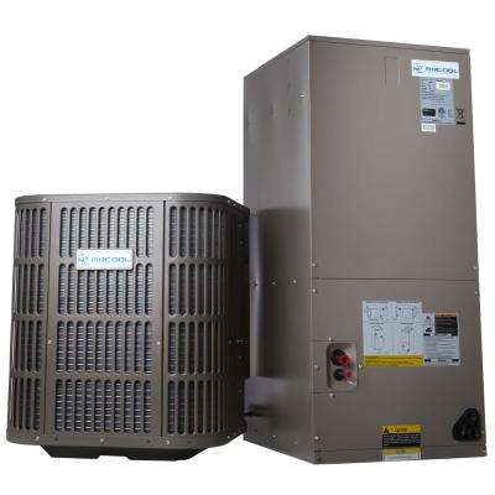 1.5 Ton 18,000 BTU 14 SEER R410A Split System Central Heat Pump System