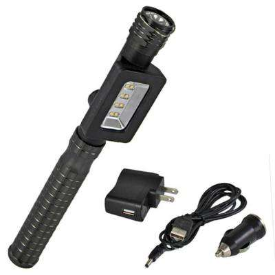 600-Lumen LED Rechargeable Handheld Work and Spot Light