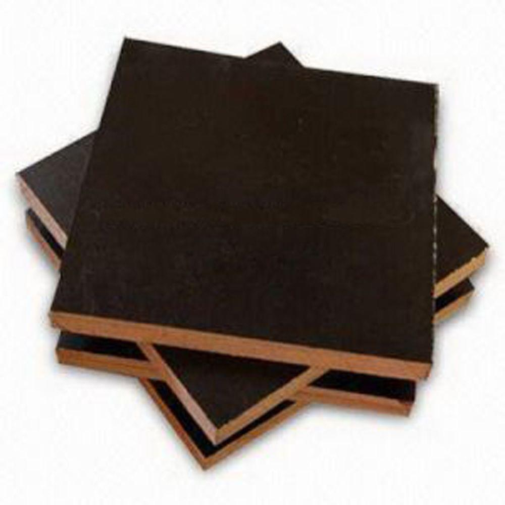 15 mm x 4 ft. x 8 ft. Black Phenolic Plywood