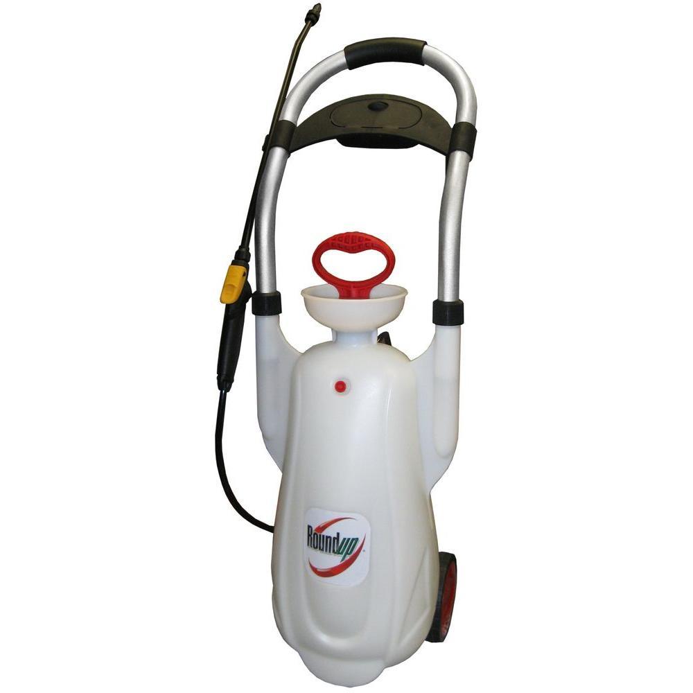 Roundup 3 gal. Cart Sprayer