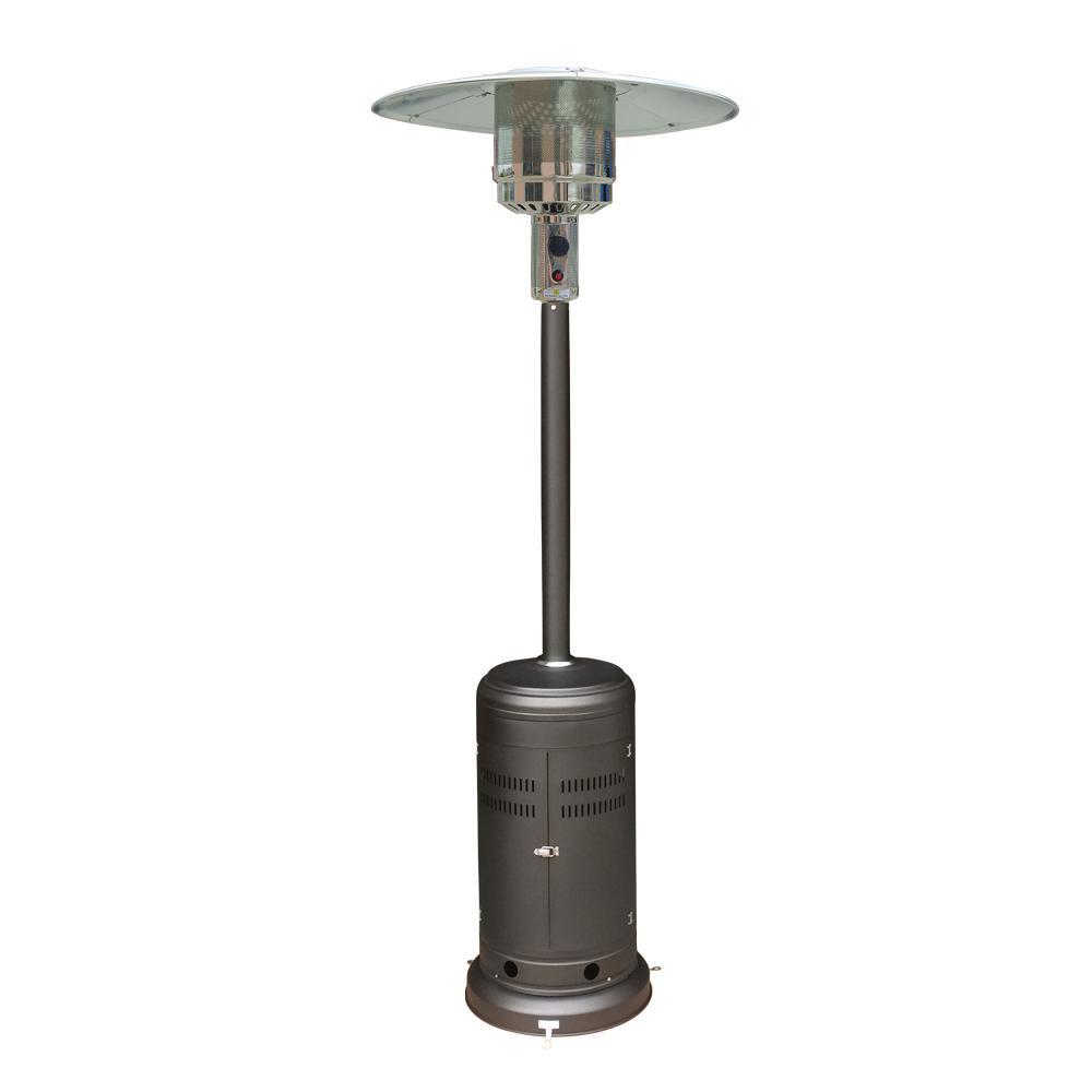 48000 Btu Bronze Patio Heater