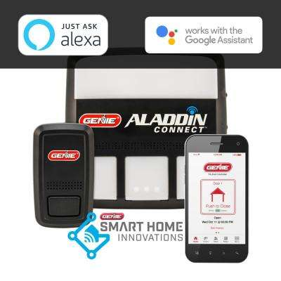 Aladdin Connect Smartphone-Enabled Garage Door Controller to Open and Monitor Your Door from Anywhere